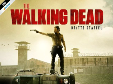 Prime Instant Video The Walking Dead Staffel 3 deutsch
