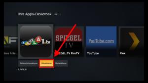 Amazon Fire TV Apps aktualisieren 1