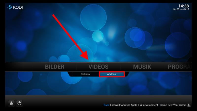 Twitch in HD und mit Login auf dem Amazon Fire TV