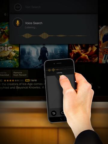 Fire TV mit dem iPhone steuern