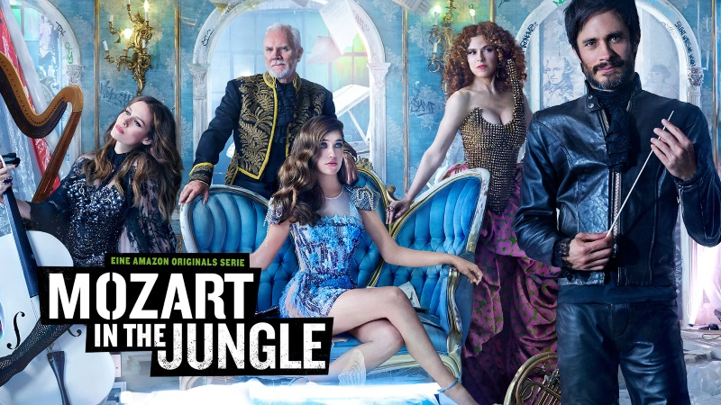 Mozart in the Jungle auf Deutsch