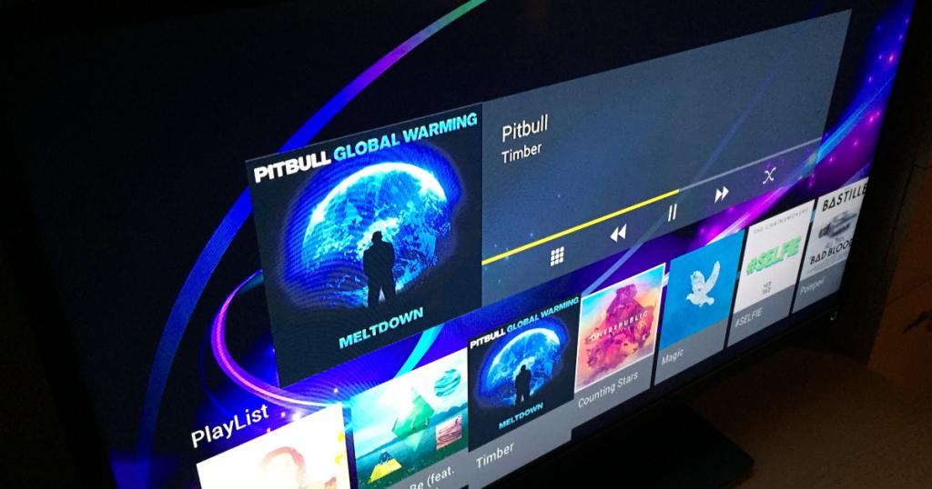 Spotify auf dem Fire TV