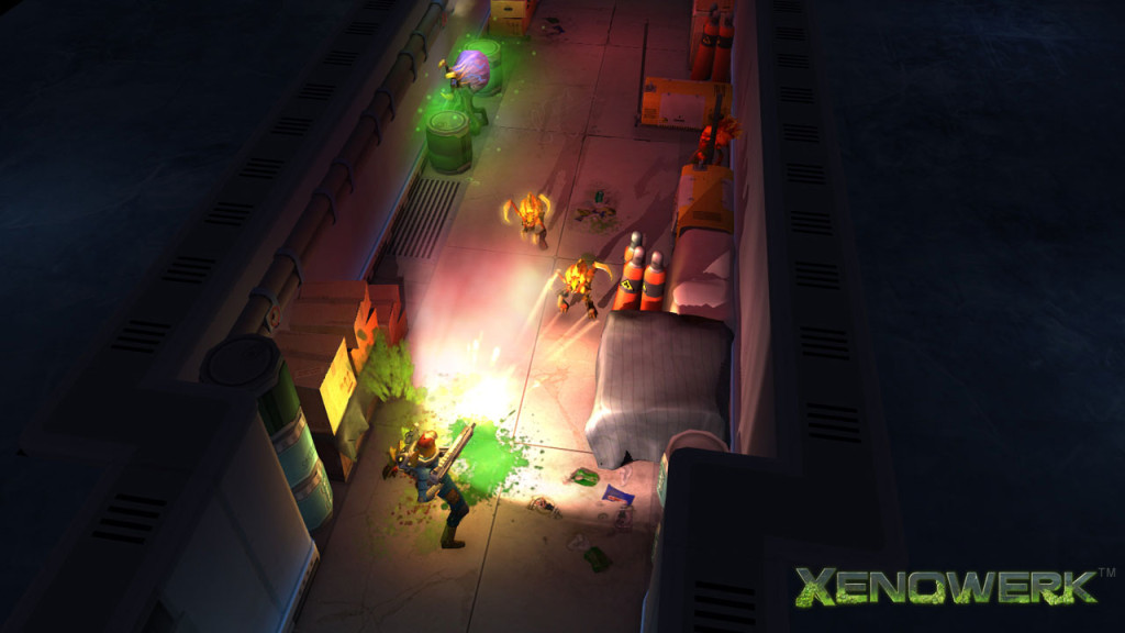 Xenowerk für Fire TV
