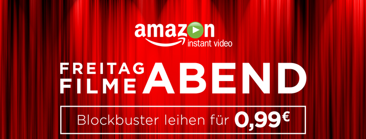 Filmabend bei Amazon Video