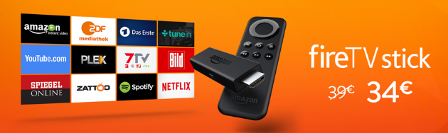 Fire TV Stick Deal