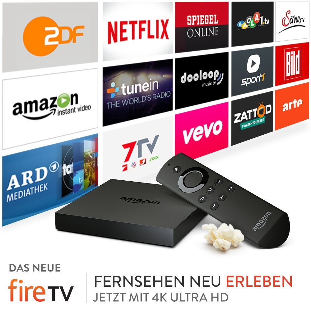 Neues Fire TV