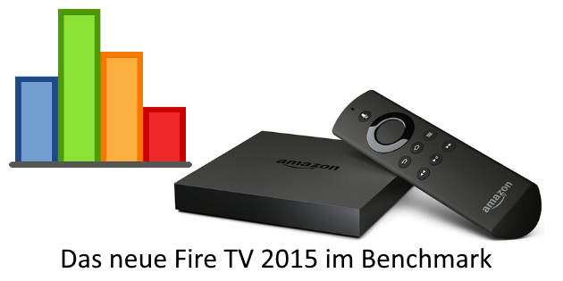 Neues Fire TV 2015 im Benchmark