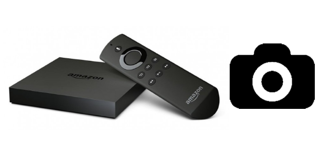 Screenshots vom Fire TV