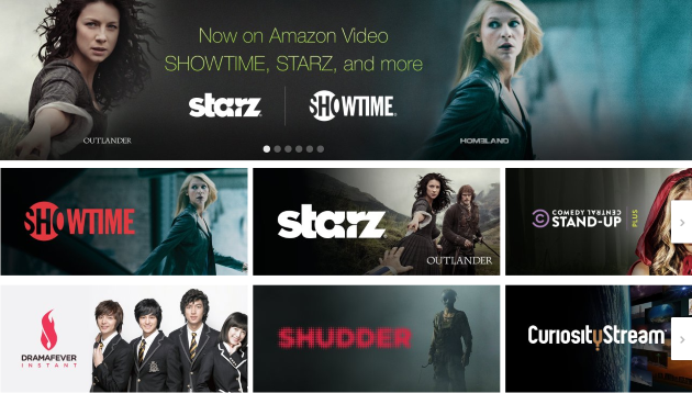 Amazon TV Abo Service