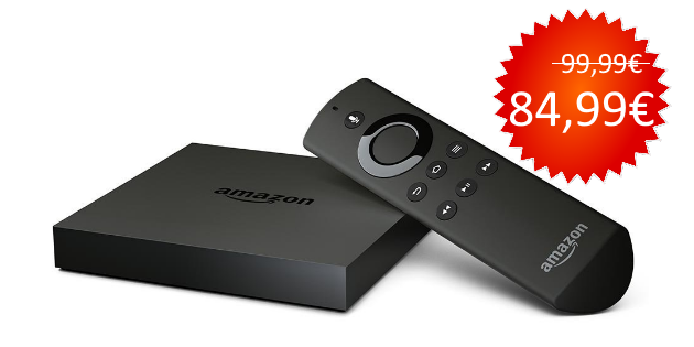 Fire TV 4K Ultra HD
