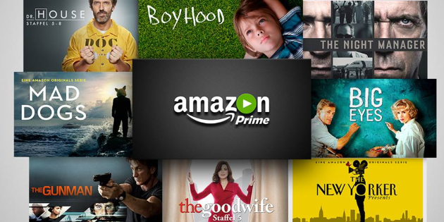 Amazon Prime Instant Video Highlights und Neuheiten im März