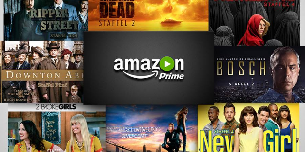 Amazon Prime Video im April