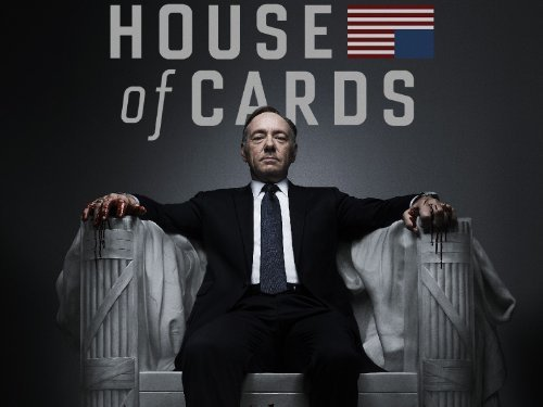 House of Cards Staffel 4 bei Amazon