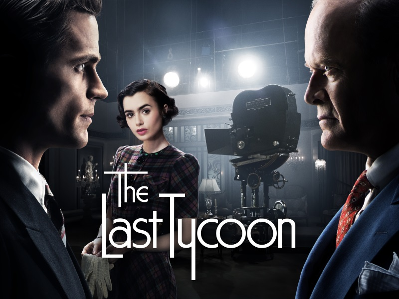 Amazon Pilot Season 2016 - The Last Tycoon