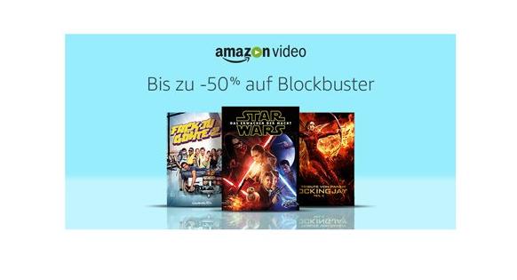 Amazon Prime Day: Jede Menge aktuelle Blockbuster und Serien deutlich reduziert