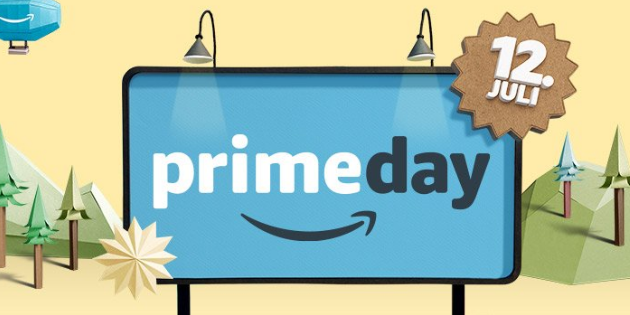Amazon Prime Day Countdown Tag 1