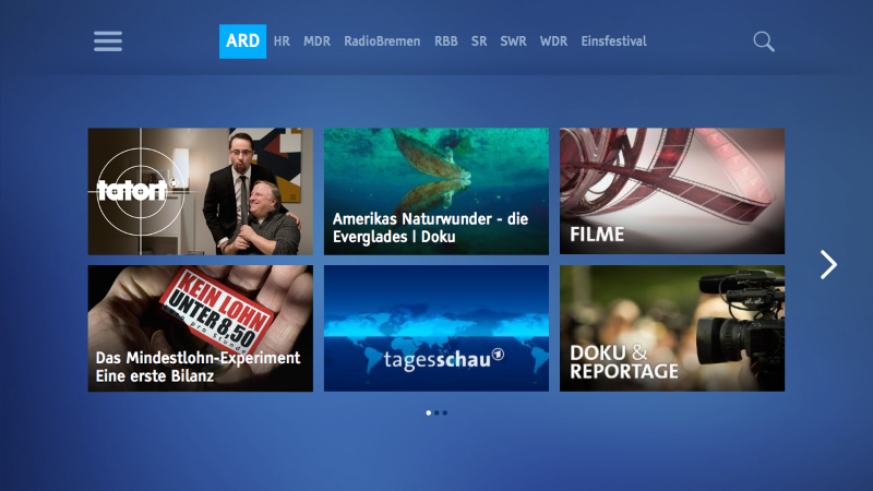 ARD Mediathek Fire TV