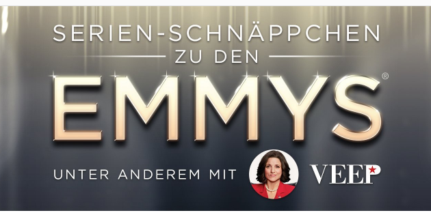 Emmy Serienschnäppchen Amazon Video