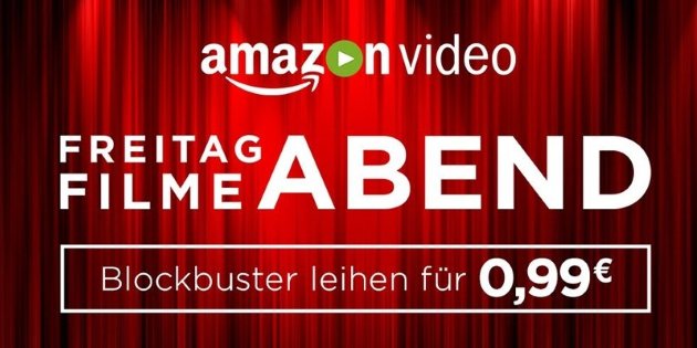 Freitag-Filmeabend bei Amazon Video