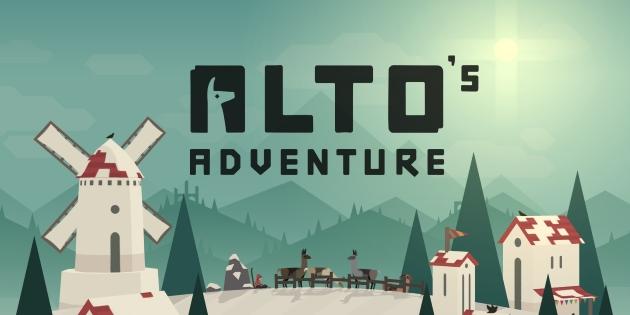 Alto's Adventure: Ein echter Hingucker für das Fire TV
