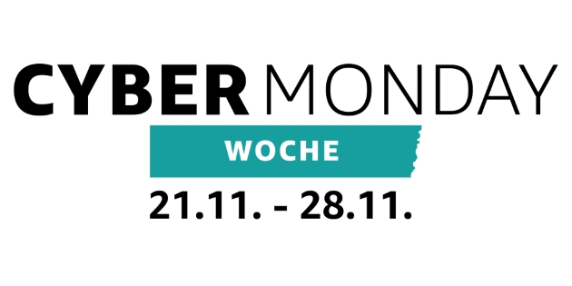 Amazon Cyber Monday Woche 2016 vom 21. bis 28. November
