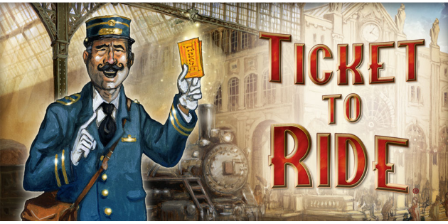 Ticket to Ride erreicht das Fire TV und den Fire TV Stick