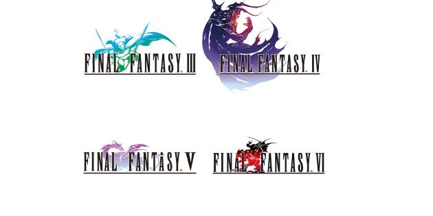 Alle vier Final Fantasy-Teile von 12,99€ auf 6,49€ reduziert