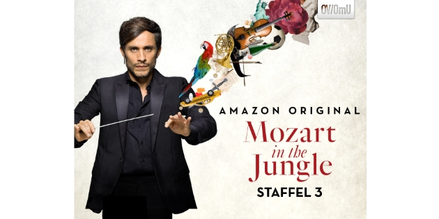 Mozart in the Jungle: Staffel 3 startet bei Prime Video