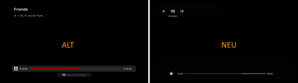 Netflix auf dem Fire TV & Fire TV Stick mit neuer Oberfläche
