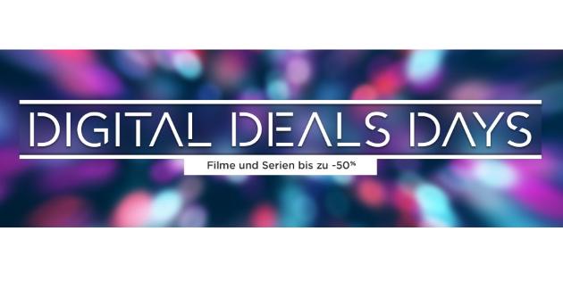 Digital Deals Days: Mehr als 1200 Filme & Serien stark reduziert