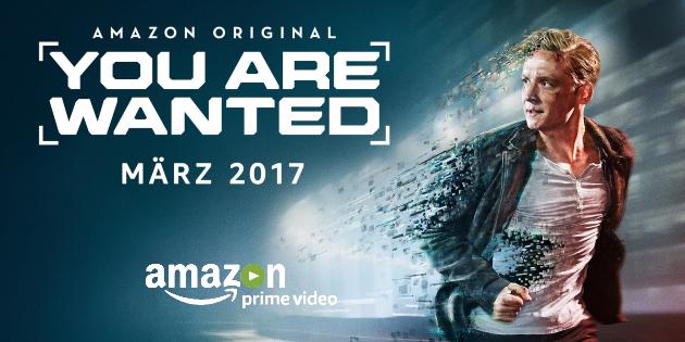 You are Wanted Trailer für die erste deutsche Original-Serie veröffentlicht