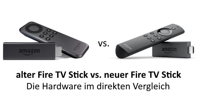 Alter Fire TV Stick vs. neuer Fire TV Stick: Die Hardware im direkten Vergleich