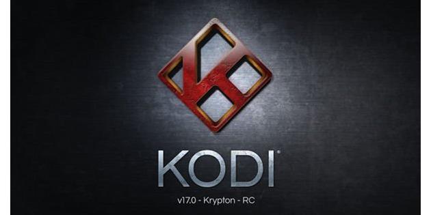 Kodi 17.0 Krypton steht zur Installation bereit