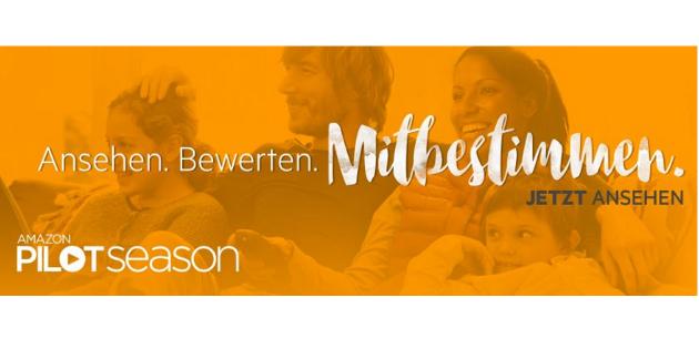 Amazon Pilot Season 2017: Drei neue Pilotfolgen zum Ansehen. Bewerten. Mitbestimmen.