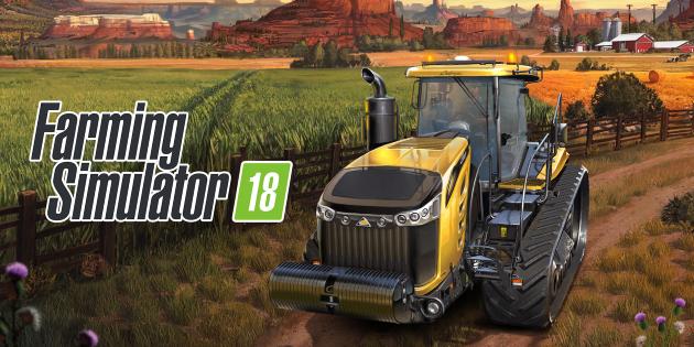 Farming Simulator 18 für das Fire TV erschienen