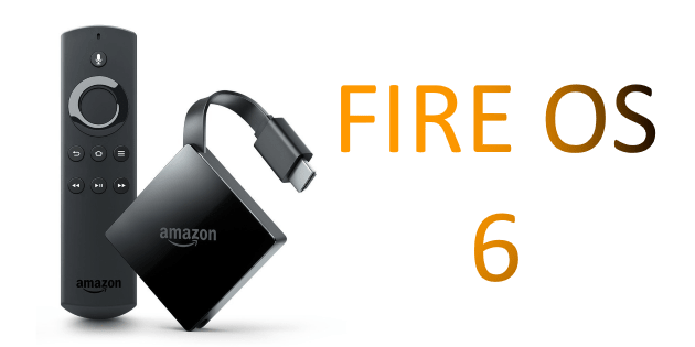 Fire OS 6: Neues Fire TV mit 4K Ultra HD basiert auf Android Nougat