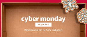 Amazon Cyber Monday 2017: Blockbuster und Filme bei Amazon Video reduziert