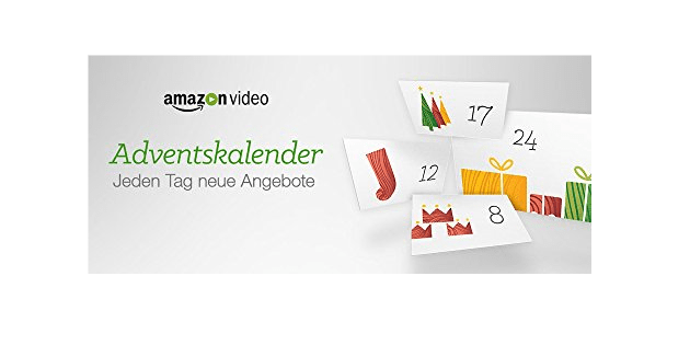 Amazon Video Adventskalender