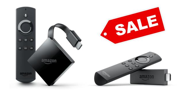 Satter Rabatt: Das neue Fire TV für nur 59,99€, Fire TV Stick wieder für nur 24,99€