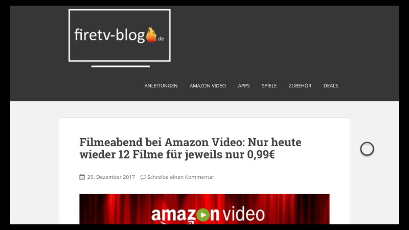 Amazon Silk Browser: Der Browser für Fire TV Stick und Fire TV ist da