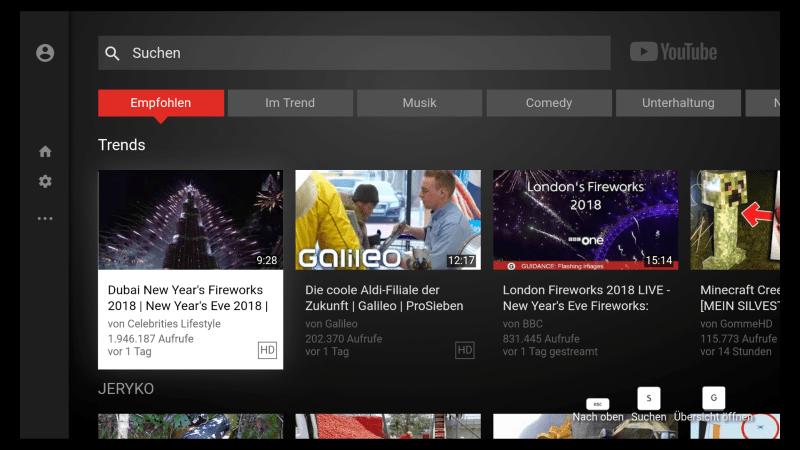 Der Amazon Silk Browser beherrscht jetzt YouTube in 4K Qualität
