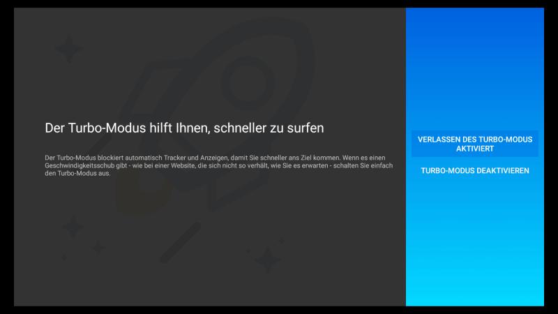 Firefox für Fire TV mit neuem Turbo-Modus: Schneller Surfen ohne Tracking und Werbung