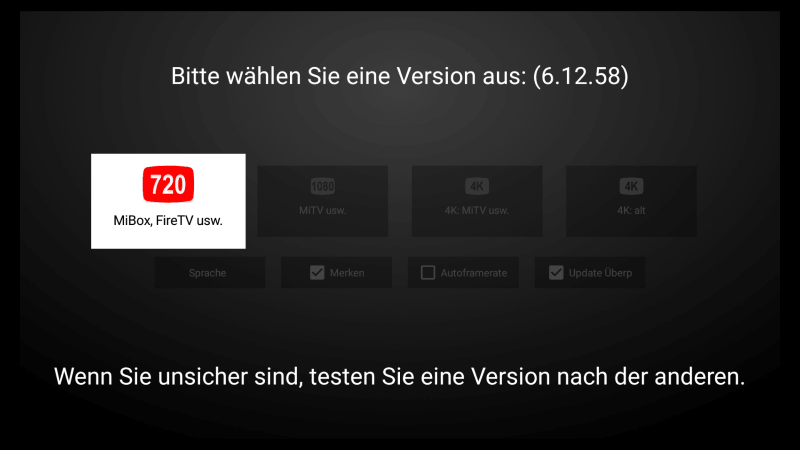 Smart YouTube TV: Open-Source-Alternative für die YouTube App