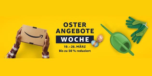 Knick ins Ohr: Amazon Oster-Angebote-Woche 2018 vom 19. bis 26. März