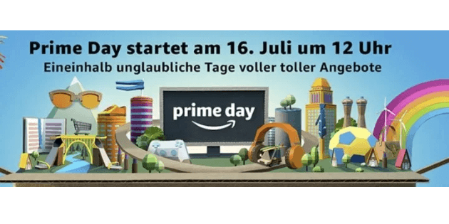 Prime Day 2018 Countdown: Prime Channels 90 Tage lang gratis testen