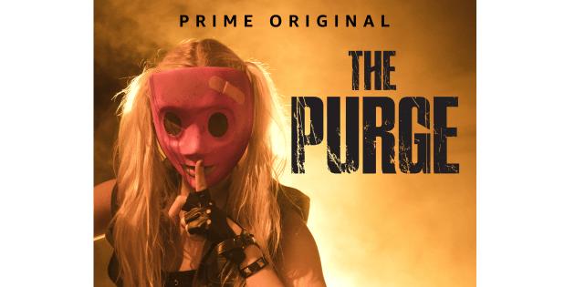 The Purge: Neues Prime Original ab sofort auf deutsch verfügbar