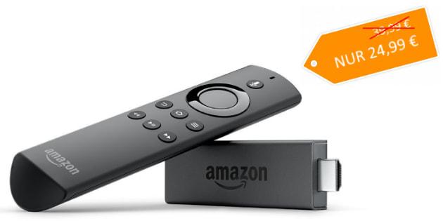 Für Filme und Serien in Full HD: Den Fire TV Stick 2 gibt es gerade für nur 24,99 Euro