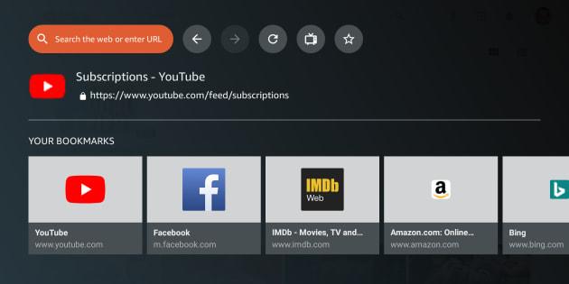Amazon Silk Browser bekommt AutoFill-Funktion für bequemere Eingaben