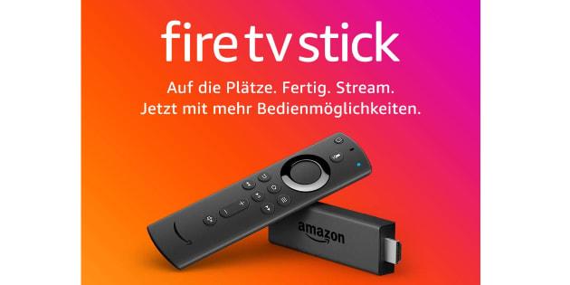 Fire TV Stick jetzt mit der neuen Alexa-Sprachfernbedienung: Neue Fernbedienung, alter Preis