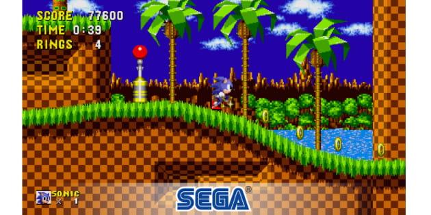 SEGA Classics: 25 Retro Games und Spieleklassiker für Fire TV und Fire TV Stick